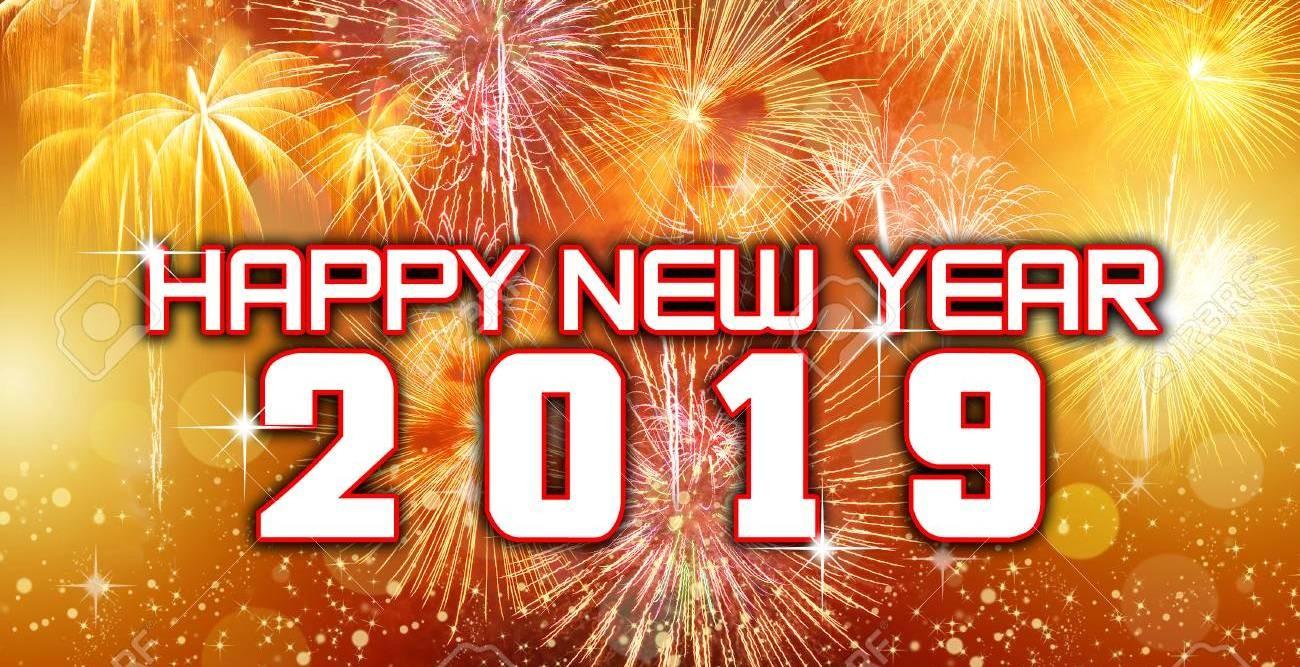 Lời Cảm Ơn Và Chúc Mừng Năm Mới 2019